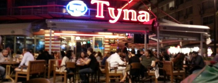 Tyna is one of Veni Vidi Vici İzmir 1.