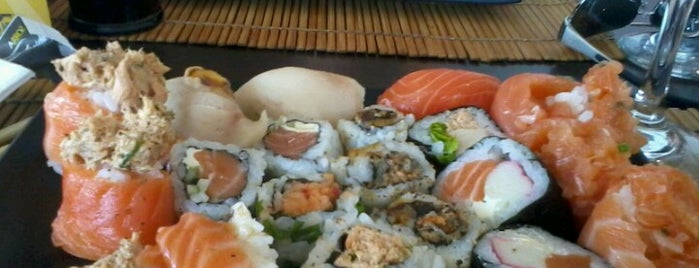Jappa Sushi is one of Sushi in Porto Alegre.