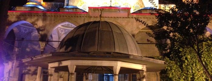 Muradiye Camii is one of Manisa.