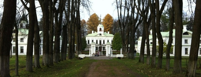 Усадьба «Середниково» is one of Ancient manors of Russia.