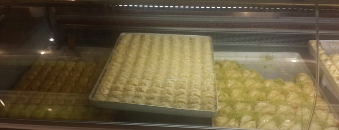Saray Turkish Baklava is one of places to visit.