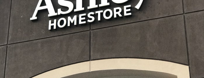 Ashley HomeStore is one of Shopping.