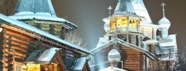 Храм Св. Вмч. Георгия Победоносца в Коптево is one of สถานที่ที่ Станислав ถูกใจ.