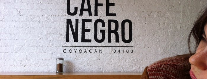 Café Negro is one of Mexico City Spots.