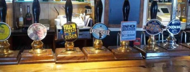 The Cider Tree (Coach & Horses) is one of The World's Best Breweries.