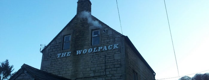 The Woolpack Inn is one of Lieux qui ont plu à Carl.