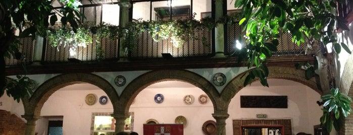 Restaurante Casa Palacio Bandolero is one of Córdoba.