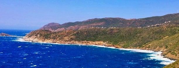 Cap Corse is one of Haute-Corse.