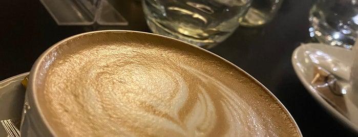 Pouchkine Café is one of Doha.