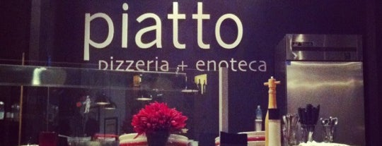 Piatto Pizzeria + Enoteca is one of Newfoundland!.