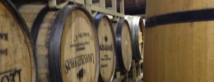 Crooked Stave Barrel Cellar is one of Beer / Ratebeer's Top 100 Brewers [2020].
