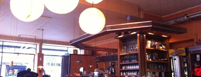 Café du Lys is one of Top Places Geneva.