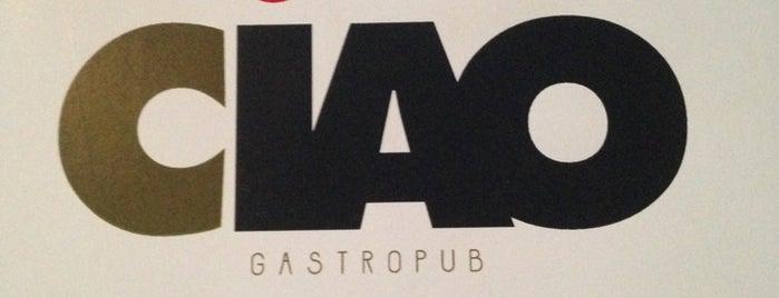 Ciao Restaurante is one of สถานที่ที่ Polina ถูกใจ.