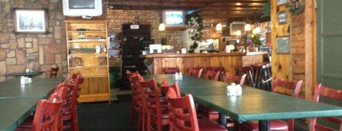 Log Cabin Restaurant is one of California's best places.