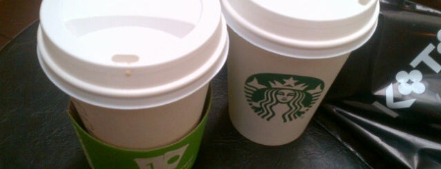 Starbucks is one of Locais curtidos por Hilal.