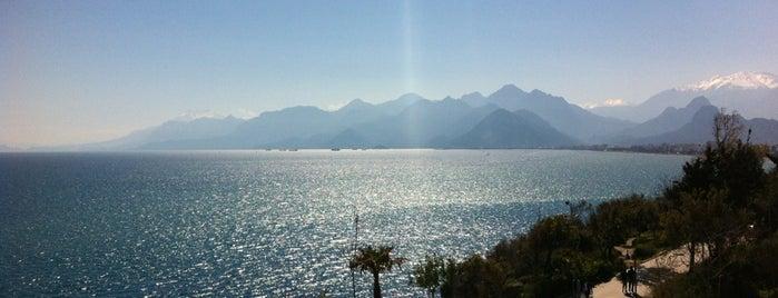 Atatürk Parkı is one of Travel Guide to Antalya.