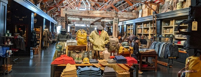 CC Filson Co. is one of Seattle.