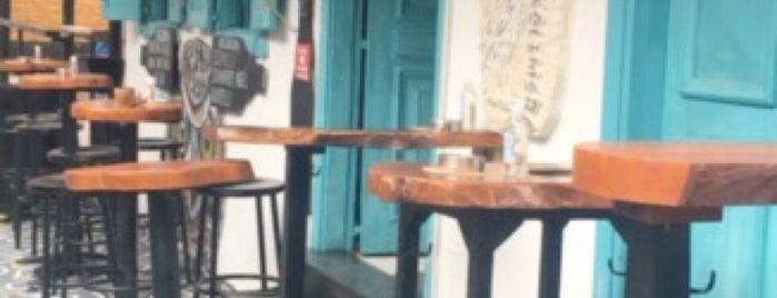 Kalimera Cafe Bar is one of Kaş & Kalkan - 🍽 Eat &🍹Drink.