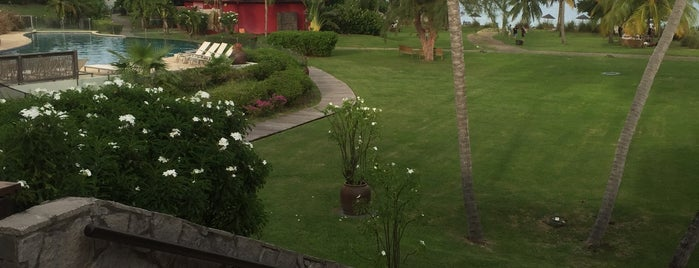 Cap Est Lagoon Resort & Spa ***** is one of BoutiqueHotels.