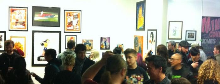 Ltd. Art Gallery is one of Seattle.