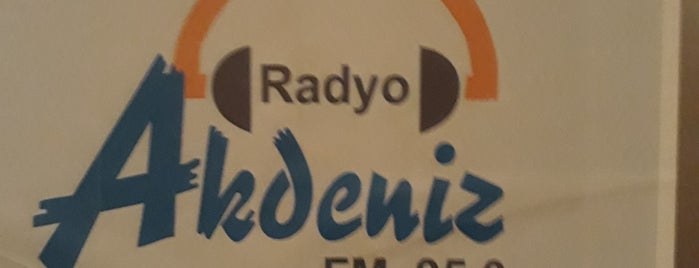 Radyo Akdeniz Fm 95.0 is one of All-time favorites in Turkey.