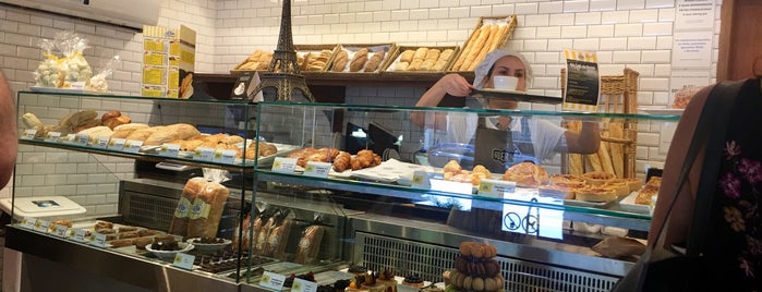 Boulangerie Guerin is one of funky 님이 저장한 장소.