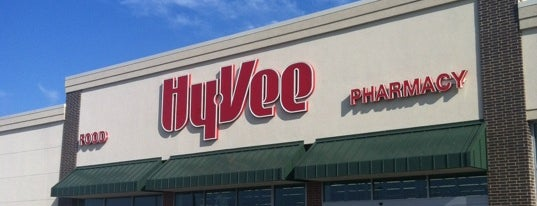 Hy-Vee is one of Dekalb.