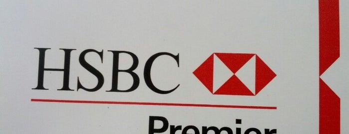 HSBC Premier is one of Locais curtidos por Rafael.
