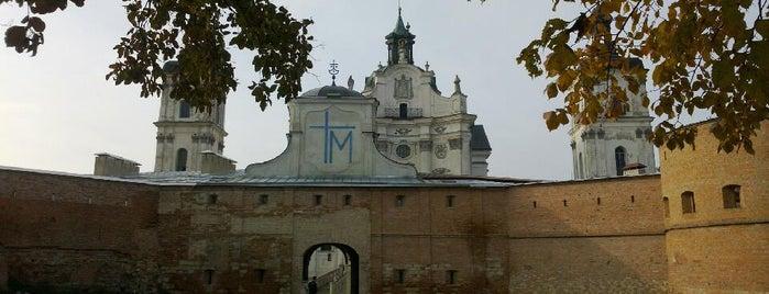 Монастир Босих Кармелітів / Monastery of the Discalced Carmelites is one of Коростышев-Житомир-Бердичев.
