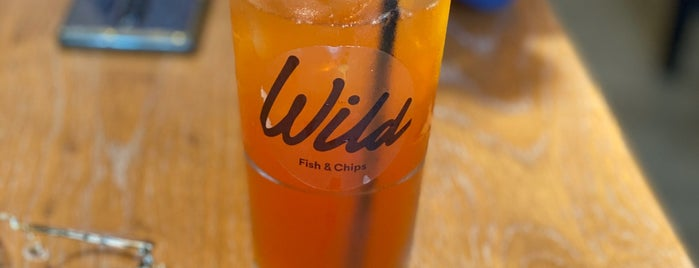 Wild Fish & Chips is one of [todo] Gold Coast.