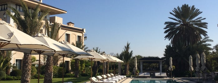 Palais Ronsard Marrakech is one of Want to Try Out New 3.