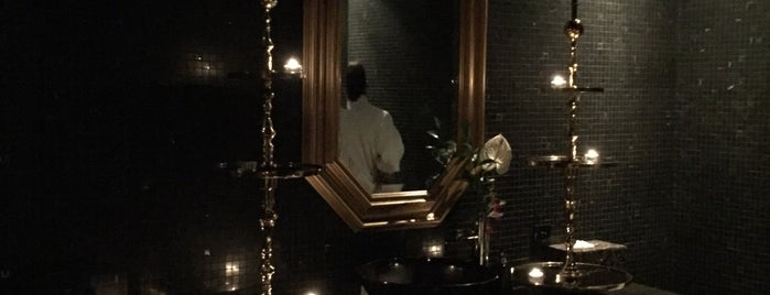 The Organic SPA is one of Places in Madrid.
