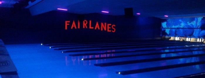 Fairlanes Bowling is one of Tempat yang Disukai Amby.