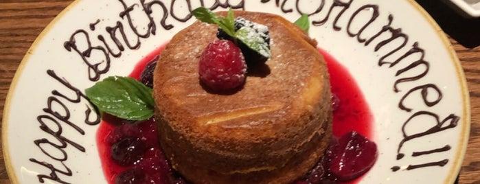 Richoux Restaurant is one of Riyadh Breakfast.