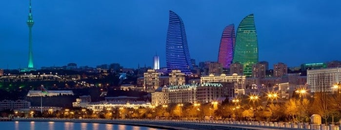 Fairmont Baku Hotel is one of Baku.