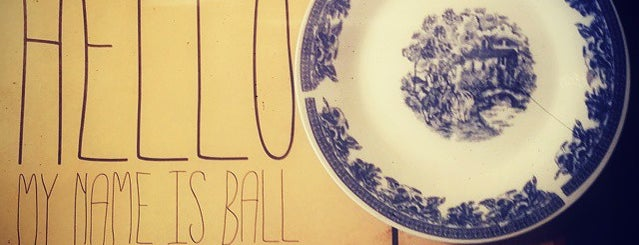 Meet The Ball is one of Home @ thessaloniki!.