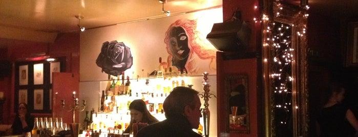 Cocktailbar Schwarze Rose is one of Gespeicherte Orte von Mirko.