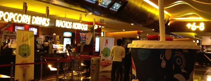 PVR Cinemas is one of Lugares favoritos de Jobin.