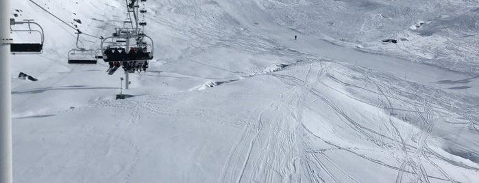 Télésiège de la Moutière is one of Ski.