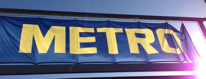 METRO is one of J : понравившиеся места.