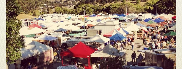 San Rafael Farmers Market - Civic Center is one of California To-Do.