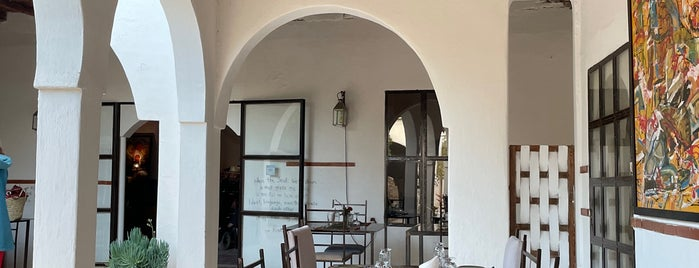 La Fromagerie is one of Wind me up in Essaouira.