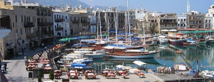 Kyrenia City Center is one of Esrahanhamamları.