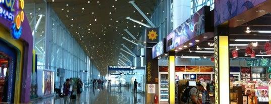 Kuala Lumpur International Airport (KUL) is one of Airports (around the world).