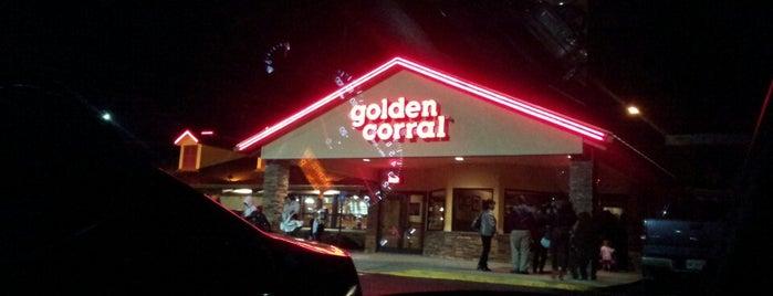 Golden Corral is one of Orte, die Greg gefallen.