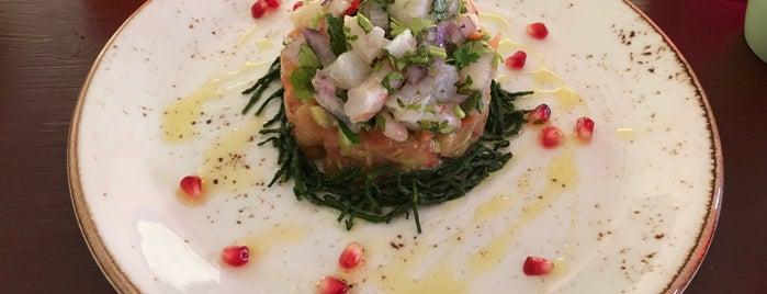 Antonello's Cevicheria & Street Food is one of Gespeicherte Orte von Melinda.