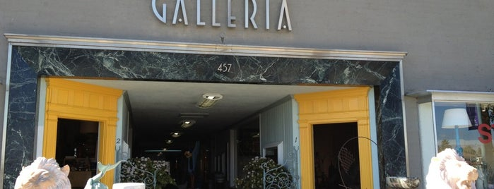 Galleria Shops is one of Palm Springs.