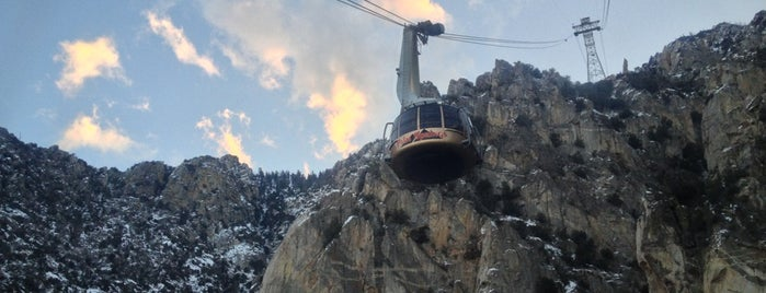 Palm Springs Aerial Tramway is one of California.