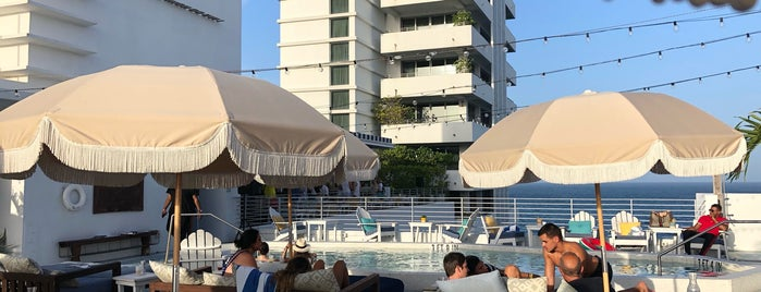 Ocho Bar at SoHo Beach House is one of South Beach.