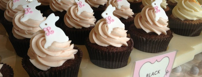 Peggy Porschen is one of London (food).